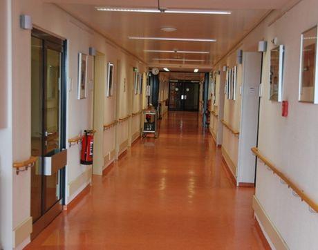Nachbehandlung: Klinik für Unfall und